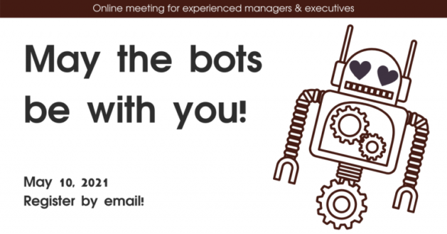 May the bots be with you!